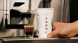 Recordomzet voor koffieketen Starbucks