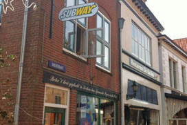 Subway met Bed and Breakfast in Lochem