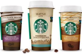 Starbucks nu ook in Nederlandse supermarkt