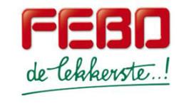 Febo sponsort springruiter Albert Voorn