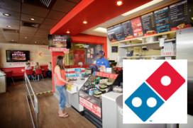 Eerste vestiging Domino's Pizza in hotel Worldhotel Wings