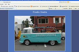 Erven Frank Sinatra winnen rechtszaak van hotdogverkoper