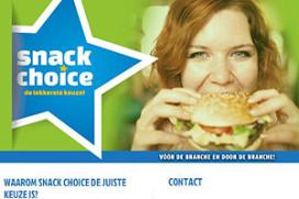 Nieuwe cafetariaformule Snack Choice start januari