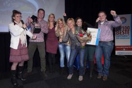 Maarten Colijn 'heel blij' met derde plaats in Cafetaria Top 100