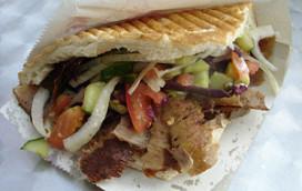 'Helft broodjes döner kebab vol bacteriën