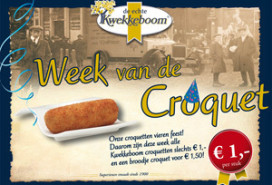Nationale Week van de Croquet