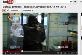 Cafetariaoverval in opsporingsprogramma Bureau Brabant