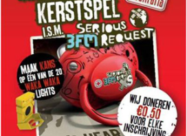 Kwalitaria steunt 3FM Serious Request