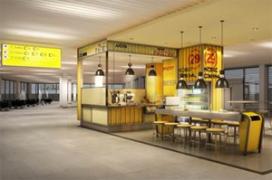 Kiosco Comunal geopend op Schiphol