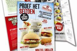 Winterburger op menu Kwalitaria