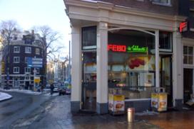Febo op 22 vestigingen in Amsterdam