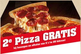 New York Pizza kan actie nauwelijks aan
