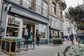 Starbucks opent op Amsterdamse bloemenmarkt