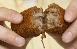 Draadjesvleeskroket het populairst bij Nederlander