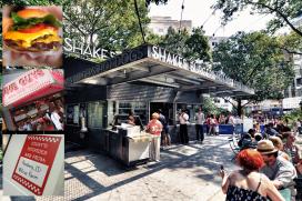 Beursgang voor hamburgerketen Shake Shack