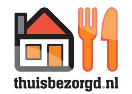 Afzet online bezorgrestaurants afgenomen