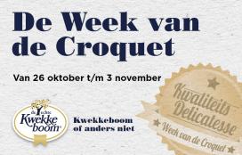 Royaan houdt weer Week van de Croquet