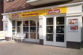 Cafetaria Top 100 nummer 52: Verhage Oude Haven, Sassenheim