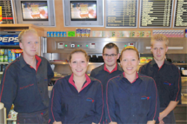 Cafetaria Top 100 nummer 39: Snackpoint 'Biej Anke & Maud', Horn