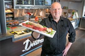 Cafetaria Top 100 nummer 30: Kwalitaria 't Centrum, Oostvoorne