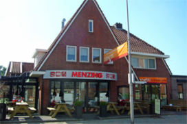 Cafetaria Top 100 nummer 26: Eetsalon Menzing, Haaksbergen