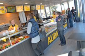 Cafetaria Top 100 nummer 19: Alida's Smulpaleis, Roden