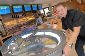 Cafetaria Top 100 nummer 17: Colijn Fastservice & Restaurant, Rhenen
