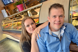 Cafetaria Top 100 nummer 2: Bon Appetit, Rijsbergen