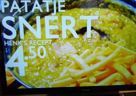 Cafetaria Het Pelkhuisje scoort met patatje snert