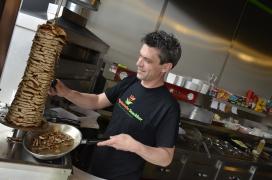 Vegetarische Snackbar wint 'veganisten-award