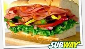 Subway op 150 vestigingen in Nederland