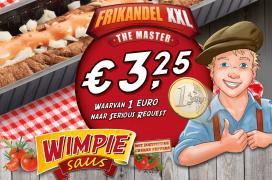 Friese cafetariahouders houden actie voor Serious Request