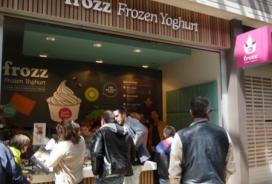 Yoghurt- en soepketen Frozz & Oodlz wil snel groeien