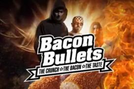 Krokettenmarkt opschudden met Bacon Bullet