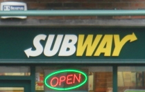 Halalvlees in 185 Britse zaken van Subway
