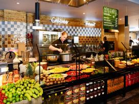 La Place meest gastvriendelijke fastfoodrestaurant