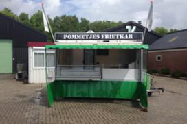 Aardappelschilbedrijf start met frietwagen