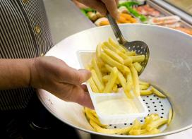 Omzetgroei cafetaria's 1,7 procent