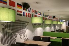 Nieuwe cafetaria in Veenendaal