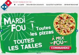 Klantgegevens Domino's Pizza gehacked