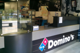 Groningen heeft vierde vestiging Domino's Pizza