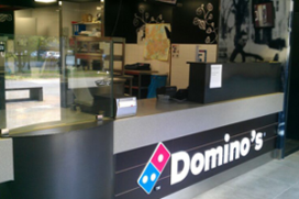 Domino's Pizza opent vestiging in Almere-Haven