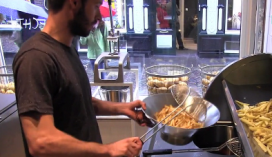 Video Frietwinkel: eerste biologische frietzaak van Utrecht