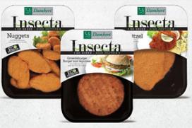 Belgische snackfabrikant komt met insectenhamburger