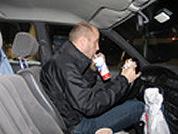 'Frietbakhouders nodig in auto's