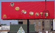 McDonald's zet zonnewijzer in