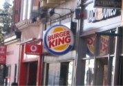 Sterke beursgang Burger King