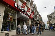 Groei Burger King niet te stuiten