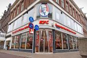 Amsterdamse KFC-zaak na jaar weer open