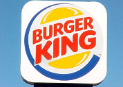Topman weg bij Burger King